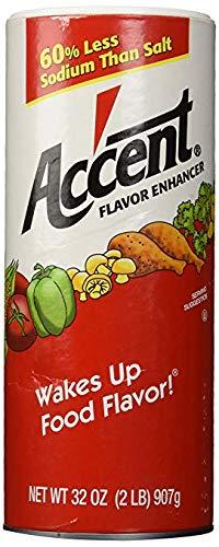Ac'cent All Natural Flavor Enhancer, 32 oz
