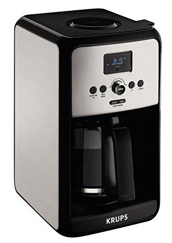 KRUPS EC314 Programmable Digital Coffee Maker