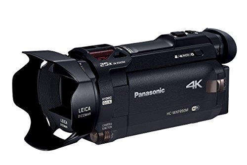 パナソニック デジタル4Kビデオカメラ WXF990M 64GB ワイプ撮り あとから補正 ブラック HC-WXF990M-K