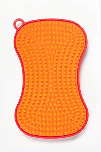 Kochblume - SCRUBBY 22972 (rot - orange)