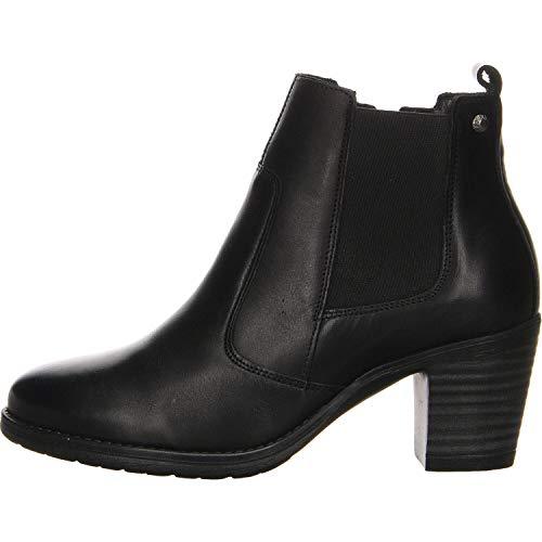 Salamander Damen Stiefelette Roky Chelsea Boots schwarz Gr. 39