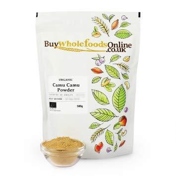 Buy Whole Foods Organic Camu Camu Powder (500g)
