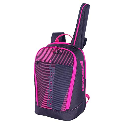 Babolat Classic Club Tennis Backpack, Black/Pink