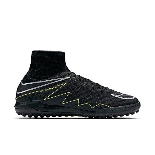 Nike Herren Hypervenomx Proximo Ic Fußballschuhe, schwarz, 42 EU