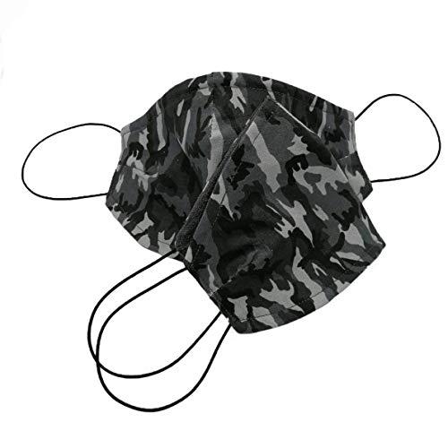 Mund Nasen Schutz, Stoffmaske, Camouflage grau, Mundschutz, Behelfsmaske, MNS, Maske, Gesichtsmaske, Mundschutz Maske, Stoffmasken, Mundschutzmasken Stoffmasken