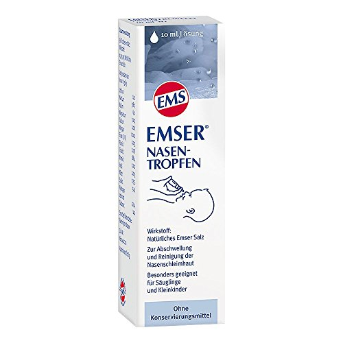 EMSER Nasentropfen 10 ml