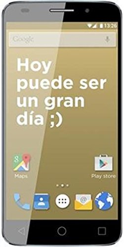 "Primux PTEVO-50IOS615DB - Smartphone de 5"" (FHD, Octa Core, 2 GB de RAM, 16 GB de memoria interna) azul oscuro"