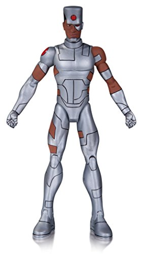 dc comics Figurine « Designer Dodson Earth 1 Teen Titans Cyborg » (Pleine Couleur)