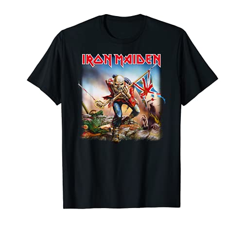 Iron Maiden - The Trooper Camiseta