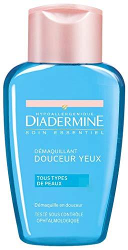Diadermine - Démaquillant Doux Yeux - Douceur - Retire efficacement le maquillage - Tous...