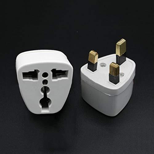 ILS UK-Konvertierungsstecker, britischer Standardkonvertierungskopf, Universal-Reise-Adapter