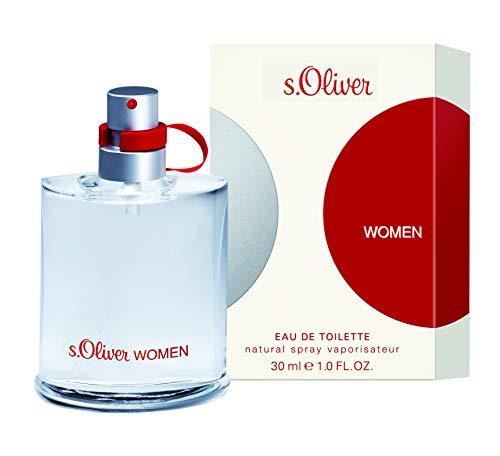 s.Oliver® Women I Eau de Toilette - lebendig & natürlich - für selbstbewusste Frauen I 30ml Natural Spray Vaporisateur