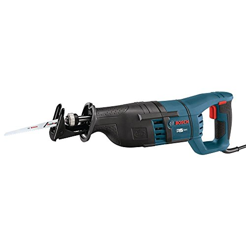 Bosch RS325RT 12 Amp Reciprocating Saw with Case (Renewed)