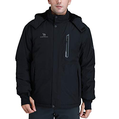 Basic Parka Jackets Men