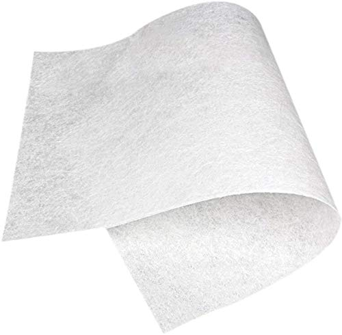 KOOTIPS 4Pcs Air Filter HEPA Cotton Dusting Filters Paper for DIY Air Conditioning