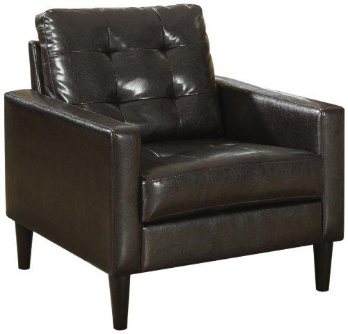 ACME Balin Accent Chair - 59046 - Espresso PU