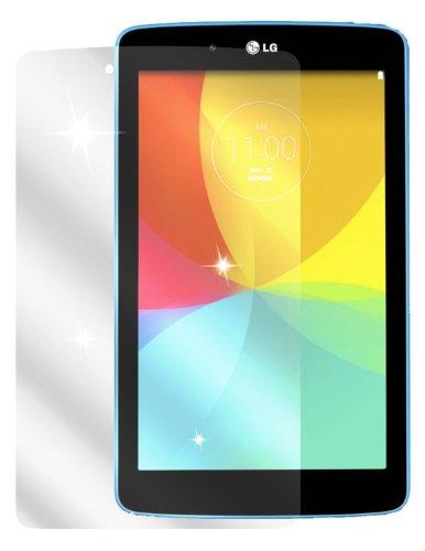 dipos I 2X Schutzfolie klar kompatibel mit LG G Pad 8.0 Folie Bildschirmschutzfolie
