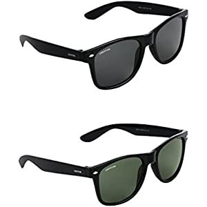 Deals | Save on CREATURE Wayfarer Unisex Sunglasses Combo