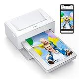 Victure Photo Printer, Print (4 x 6) Inch Photos, Bluetooth Instant Photo Printer- 40 Bundle