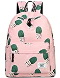 Best Back To School Backpacks - School Bookbags for Girls, Cute Cactus Backpack College Review