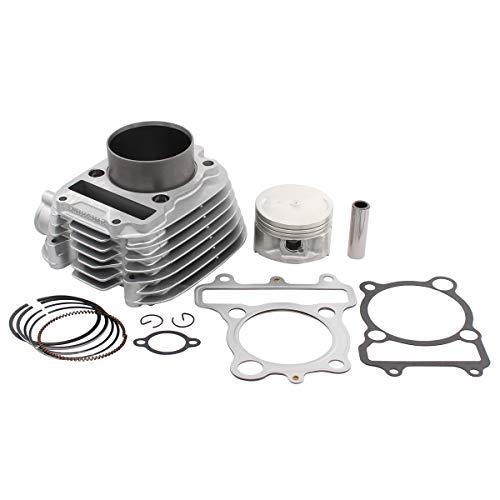 NewYall 70mm Bore Cylinder Head Piston Rebuild kit
