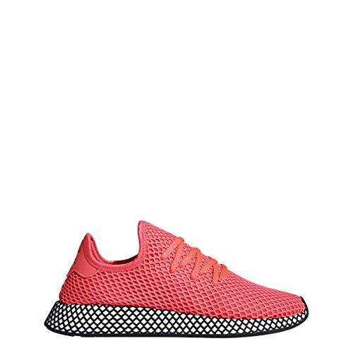 adidas Originals Deerupt Runner Shoe - Men's Casual 10.5 Turbo/Black