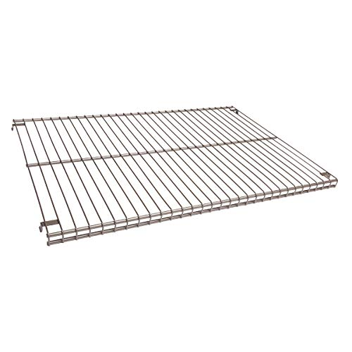Closet Culture by Knape & Vogt Champagne Nickel Wire Shelf with Mounting Hardware, 16 x 23
