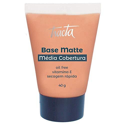 Base Matte Media Cobertura 05, Tracta, Pele, 40Ml