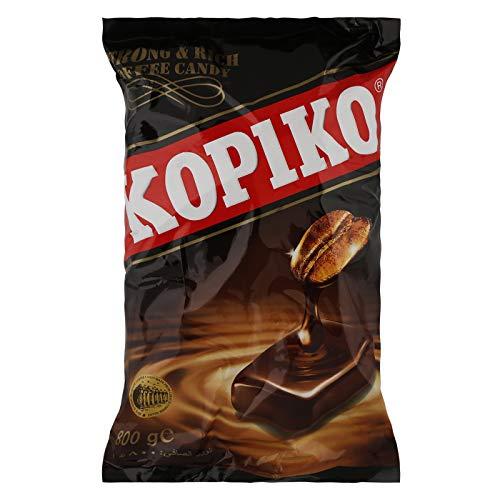 Kopiko Kaffee-Bonbons Classic 800g (einzeln verpackt, Hart-Karamell)