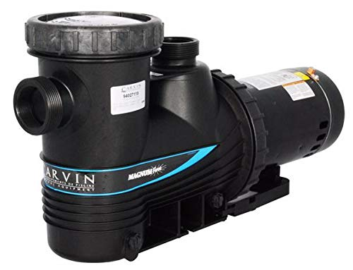 Carvin Magnum Force 2 Speed Pool Pump for Inground Pool