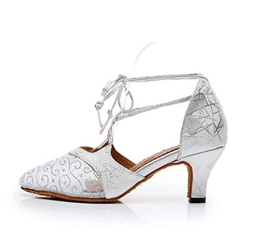 Zapatos De Tango Latin Jazz Zapatos De Mujer Zapatos De Baile Moderno...