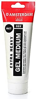 Amsterdam Acrylic Mediums extra heavy gel matte 250 ml