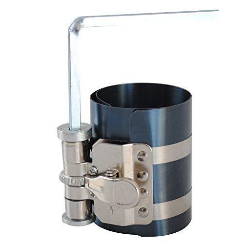 CCLIFE Kolbenspannband 75mm Kolbenring Spannband Ø53-125mm Kolbenringspanner