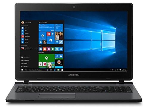 Medion Akoya p6669MD 6011039,6cm (15,6pollici Mattes Full HD) Note Book (Intel Core i7–6500U, 8GB RAM, SSD da 256GB, NVIDIA GeForce 940MX, Masterizzatore DVD, Win 10Home) argento