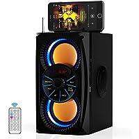 DinDin Portable Bluetooth Karaoke Machine
