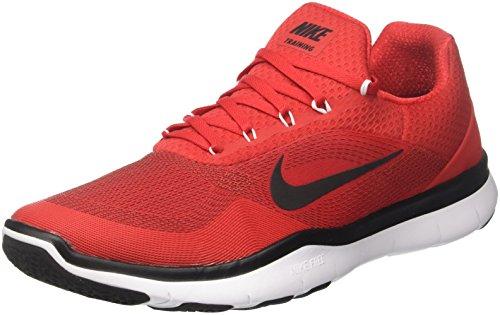 Nike Herren Free Trainer V7 Hallenschuhe, Rot (University Red/White/Black), 41 EU