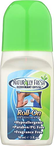 Naturally Fresh Deodorant Crystal Roll-On Deodorant - 3 oz