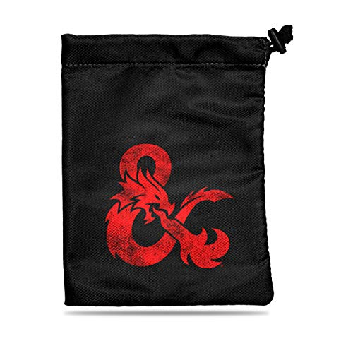 Ultra Pro Dungeons and Dragons Treasure Nest Dice Bag, Color (E-86525)