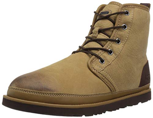 of sodialr ugg mens rain boots UGG Men's Harkley Waterproof Chukka Boot