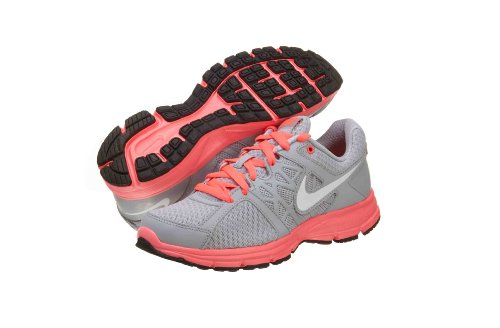 Nike Lady Air Relentless 2 Running Shoes - 9.5 - Grey