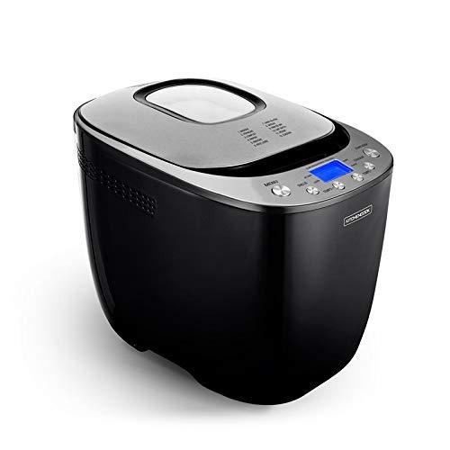 Máquina de pan con 12 programas de una capacidad de 900 g Smart B de Kitchencook