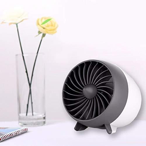 Breeze DMM Draagbare ventilator Grootte: 15Cm X 15Cm X 15Cm (Mini Size Usb Fan Draagbare Usb Lading Lage Ruis Super Mute Pc Koeler Koeling Bureau Mini Fan Voor Office Thuis Beste Gift