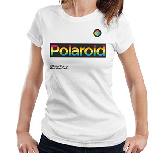 Polaroid Logo 320 Land Camera Women's T-Shirt