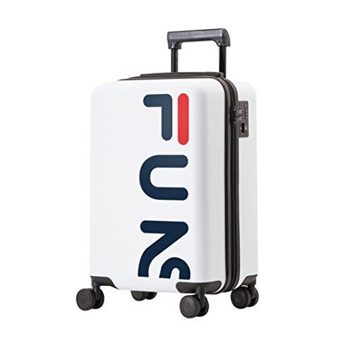 Equipaje Lyl Maleta Ligera de la Maleta TSA Lock PC Funda rígida de la Bolsa de Viaje Carry on Luggage Manual con Ruedas de rotación de 360⁰ (Color : A, Size : 20 Inch)