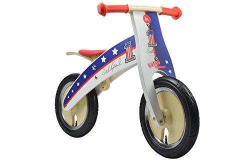 Kiddimoto - 916/613 - Vélo et Véhicule pour Enfant - Kurve Evel