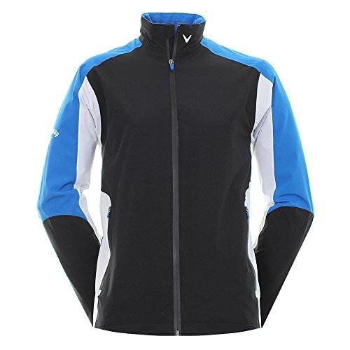 Callaway Tour 3.0 Waterproof Jacket Chaqueta Deportiva, Negro (Negro 002), Large (Tamaño...