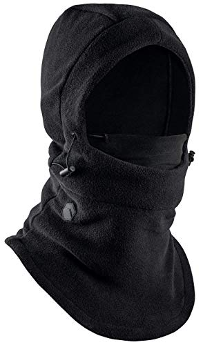 Balaclava Ski Mask - Winter Face Mask Cover for Extreme Cold Weather - Heavyweight Fleece Hood Snow Gear for Men & Women