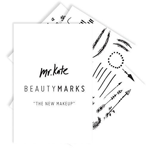 "BeautyMarks""The New Makeup"" - Black"