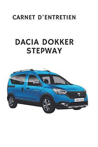 Carnet d'entretien Dacia Dokker Stepway