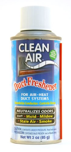Clean Air Duct Freshener for air/Heat Systems - 3 Pack